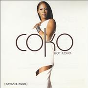 Click here for more info about 'Coko (ex SWV vocalist) - Hot Coko'
