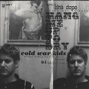 Click here for more info about 'Cold War Kids - Hang Me Up To Dry'