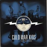 Click here for more info about 'Cold War Kids - Live At Third Man Records'