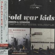 Click here for more info about 'Cold War Kids - Robbers & Cowards'