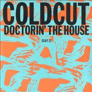 Click here for more info about 'Coldcut - Doctorin' The House'