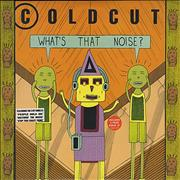 Click here for more info about 'Coldcut - What's That Noise + 12