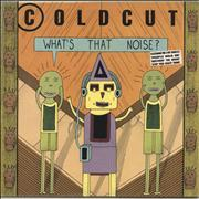 Click here for more info about 'Coldcut - What's That Noise? + 12