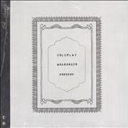 Click here for more info about 'Coldplay - Arabesque / Orphans - Sealed'