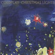 Click here for more info about 'Coldplay - Christmas Lights'