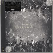 Click here for more info about 'Coldplay - Everyday Life - 180gram Vinyl - Sealed'