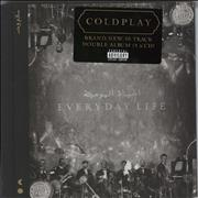 Click here for more info about 'Coldplay - Everyday Life'