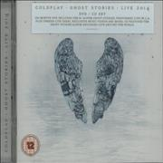 Click here for more info about 'Coldplay - Ghost Stories: Live 2014'