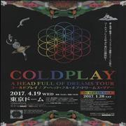 Click here for more info about 'Coldplay - Live In Tokyo 2017'