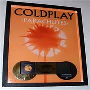 Click here for more info about 'Coldplay - Parachutes'
