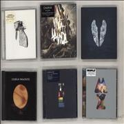 Click here for more info about 'Coldplay - Six CD Albums [2000-2014]'