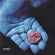 Click here for more info about 'Coldplay - The Blue Room EP'