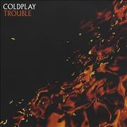 Click here for more info about 'Coldplay - Trouble'
