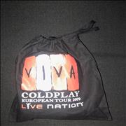Click here for more info about 'Coldplay - Viva European Tour 2009 - Portable Speaker'