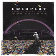 Click here for more info about 'Coldplay - Wembley Stadium'