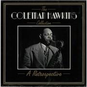 Coleman Hawkins A Retrospective Italy vinyl LP