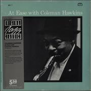 Click here for more info about 'Coleman Hawkins - At Ease With Coleman Hawkins - Sealed'