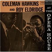 Coleman Hawkins At The Opera House France vinyl LP