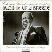 Click here for more info about 'Coleman Hawkins - Blowin' Up A Breeze'