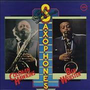 Click here for more info about 'Coleman Hawkins - Blue Saxophones'