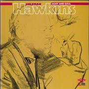 Coleman Hawkins Body And Soul Germany 2-LP vinyl set