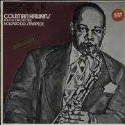 Click here for more info about 'Coleman Hawkins - Capitol Jazz Classics Vol. 5 - Hollywood Stampede - Sealed'