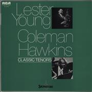 Click here for more info about 'Coleman Hawkins - Classic Tenors'