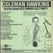 Click here for more info about 'Coleman Hawkins - Coleman Hawkins And His Friends At A Famous Jazz Party'