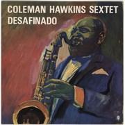 Coleman Hawkins Desafinado UK vinyl LP