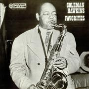 Click here for more info about 'Coleman Hawkins - Favorites - Sealed'
