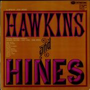 Click here for more info about 'Coleman Hawkins - Hawkins & Hines'