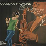 Click here for more info about 'Coleman Hawkins - Swing! - VG'