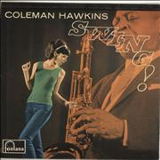 Click here for more info about 'Coleman Hawkins - Swing!'