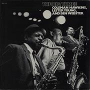 Click here for more info about 'Coleman Hawkins - The Big Three'