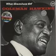 Coleman Hawkins The Genius Of Coleman Hawkins Germany vinyl LP