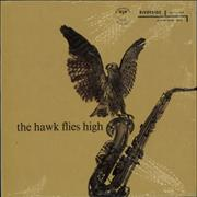 Coleman Hawkins The Hawk Flies High Italy vinyl LP