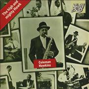 Coleman Hawkins The High And Mighty Hawk UK vinyl LP