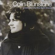 Click here for more info about 'Colin Blunstone - Greatest Hits / The Light Inside'