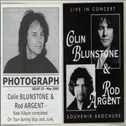 Click here for more info about 'Colin Blunstone - Live In Concert'