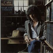 Click here for more info about 'Colin Blunstone - Never Even Thought'