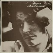 Click here for more info about 'Colin Blunstone - One Year - 1st'
