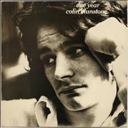 Colin Blunstone One Year - 2nd UK vinyl LP
