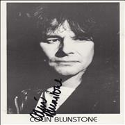 Click here for more info about 'Colin Blunstone - Signed Photograph'