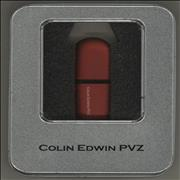 Click here for more info about 'Colin Edwin - PVZ - USB Stick'