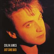 Click here for more info about 'Colin James - Just Came Back'