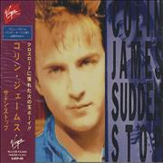 Click here for more info about 'Colin James - Sudden Stop'