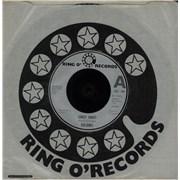 """Colonel Cokey Cokey UK 7"""" vinyl"""