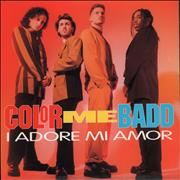 Click here for more info about 'Color Me Badd - I Adore Mi Amor'