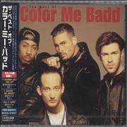 Click here for more info about 'Color Me Badd - The Best Of - Promo + Obi - Sealed'