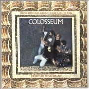 Click here for more info about 'Colosseum - Those Who Are About To Die Salute You - 1st'